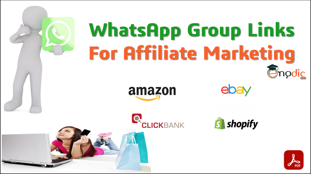 whatsapp groups link for affiliate marketing
