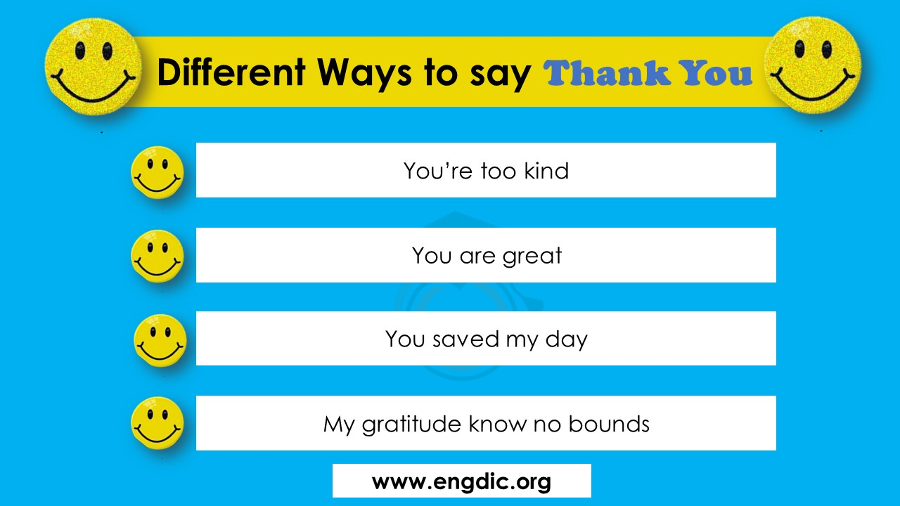 how to say thank you for birthday wishes