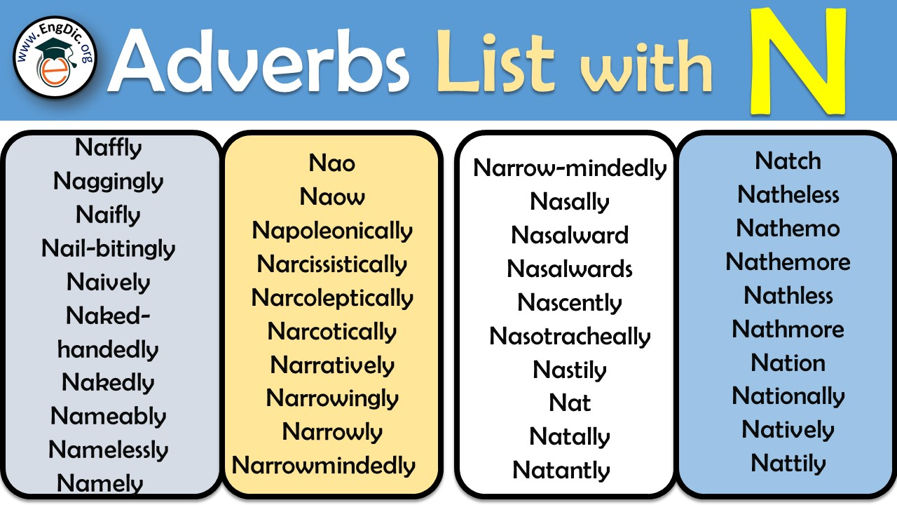 adverbs starting with n