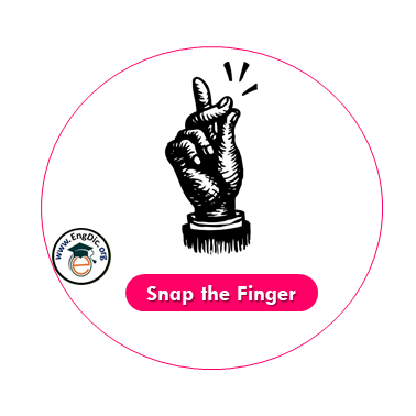 snap the finger